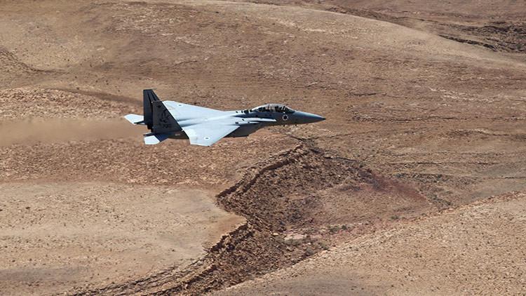 Israel amenaza con destruir los sistemas antiaéreos de Siria