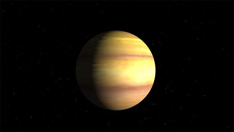 Un joven planeta formado en un lugar inusual asombra a los astrónomos