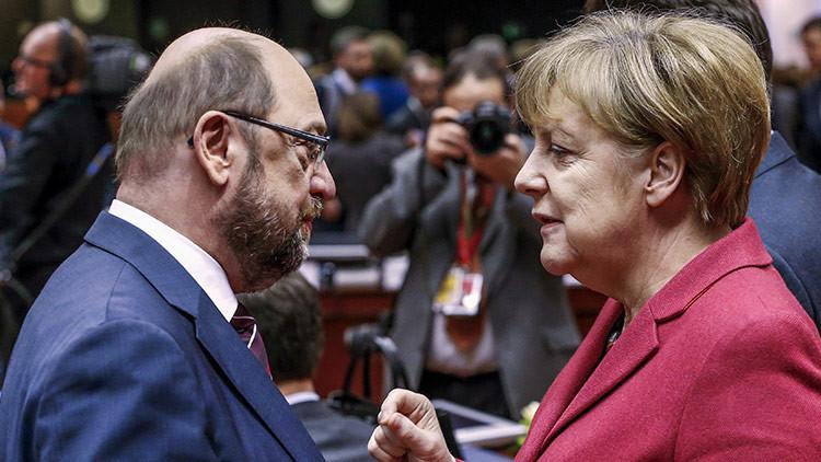 Martin Schulz se convierte en el principal rival de Merkel en la carrera electoral
