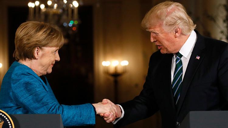 Deuda con la OTAN: ¿Qué hay detrás de las discrepancias entre Merkel y Trump?