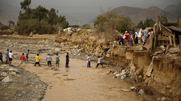 Este es el primer país en enviar ayuda humanitaria a Perú para damnificados de 'El Niño Costero'
