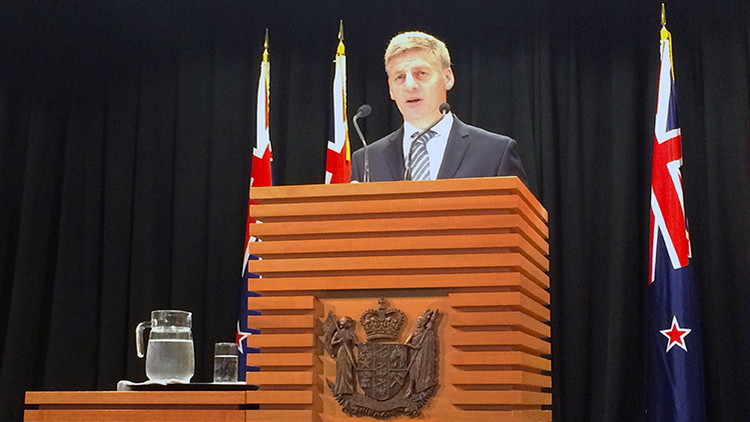 Nueva Zelanda expulsa a un diplomático de EE.UU. buscado por la Policía