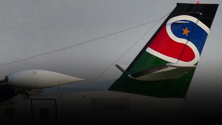 PRIMERAS IMÁGENES: Se estrella un avión de pasajeros en Sudán del Sur