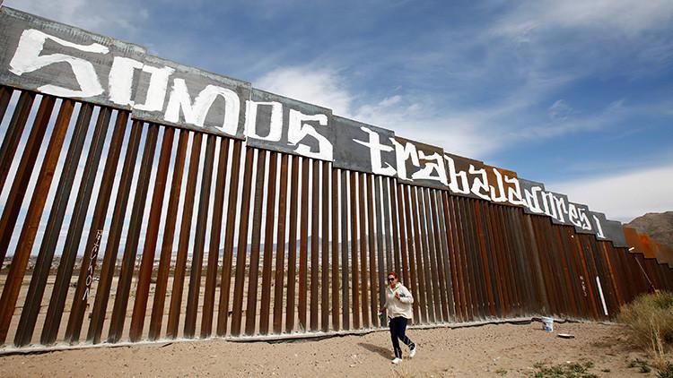 'Camino al muro': Trump crea un equipo legal para hacerse con las tierras fronterizas con México