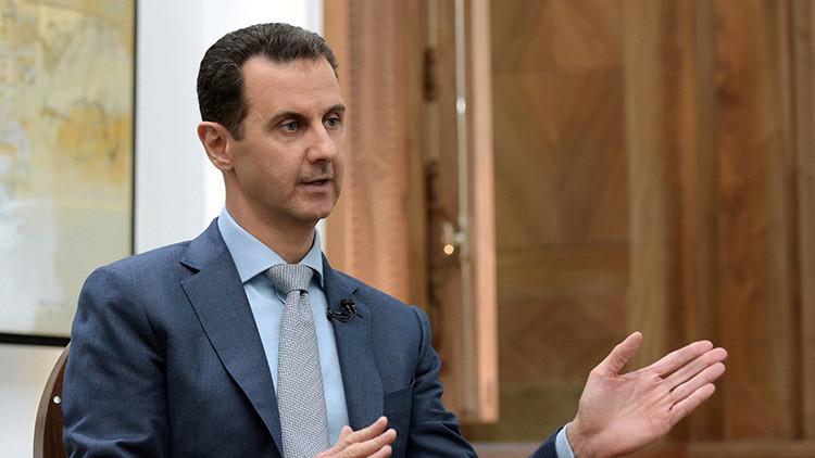 Al Assad sobre el plan de EE.UU. en Raqa: ¿Liberarla del EI para dársela a quién?