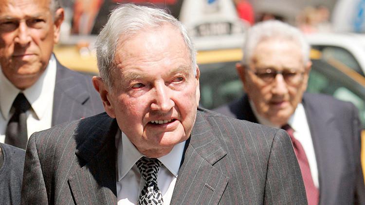 Encuesta: ¿Qué consecuencias tendrá la muerte de David Rockefeller?