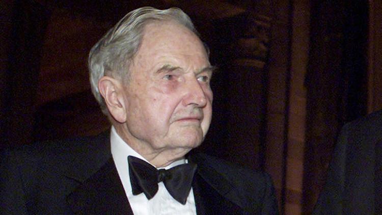 ¿Qué sucederá con la herencia de David Rockefeller?