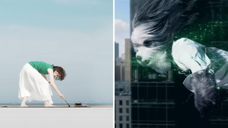 ¿Puede distinguir cuál de estos dos anuncios publicitarios fue creado por un robot?