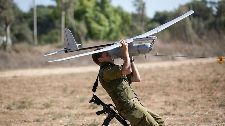 FOTOS: Sistemas antimisiles de Siria derriban un dron israelí
