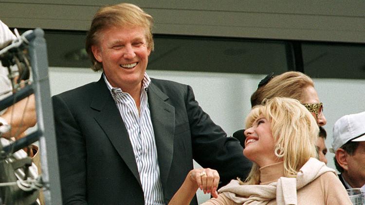 La primera esposa de Donald Trump publicará unas memorias sobre sus tres hijos