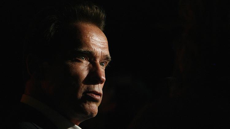 VIDEO: ¿Por qué Arnold Schwarzenegger quiere llevar a Trump a una escuela?