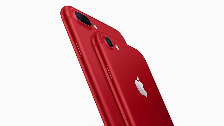 Apple presenta un iPhone rojo (el detalle oculto detrás de este cambio estético)