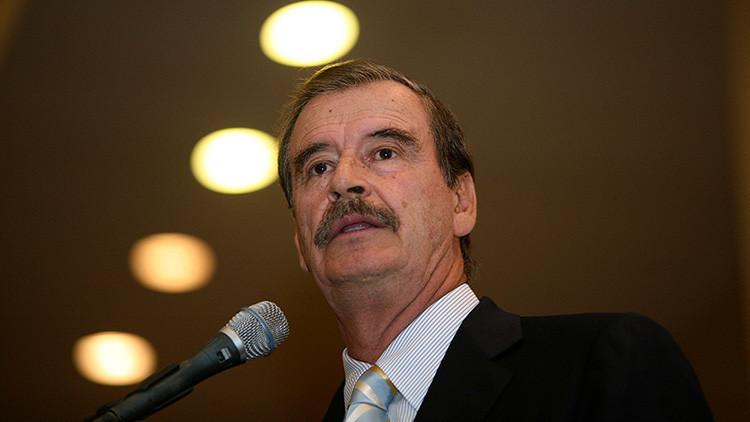 """""""Donald, deberías estar despedido"""": Vicente Fox carga contra Trump por su baja popularidad"""