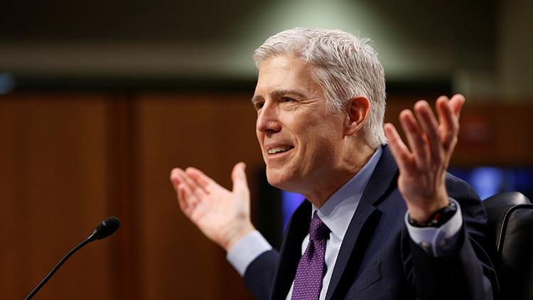 """EE.UU.: Nominado para la Corte Suprema tacha de """"desmoralizantes"""" los ataques de Trump a los jueces"""