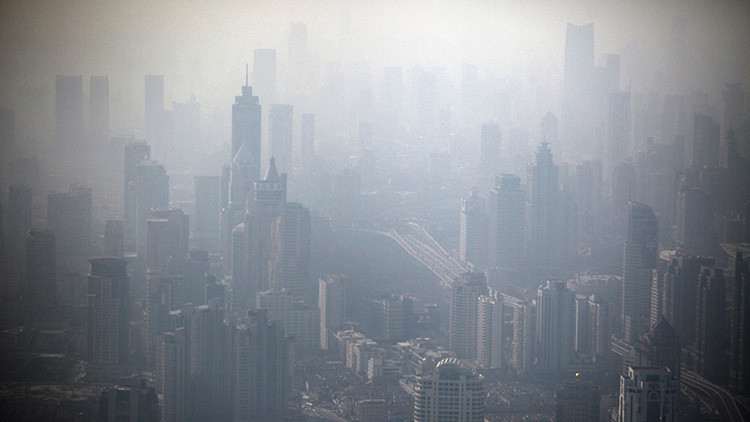 'Timelapse': La espectacular expansión de las ciudades chinas en los últimos 30 años