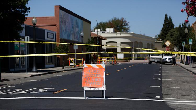 """""""Sería muy rápido"""": Un terremoto en California podría hundir la tierra casi un metro"""