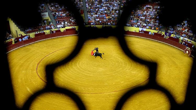 FUERTES IMÁGENES: Un toro de 526 kilos cornea gravemente a un torero mexicano