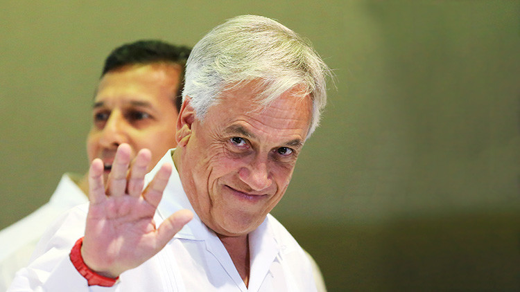 El exmandatario chileno Sebastián Piñera se postula a la presidencia
