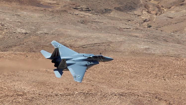 Siria: Israel lanza un ataque aéreo contra una instalación militar cerca de Damasco