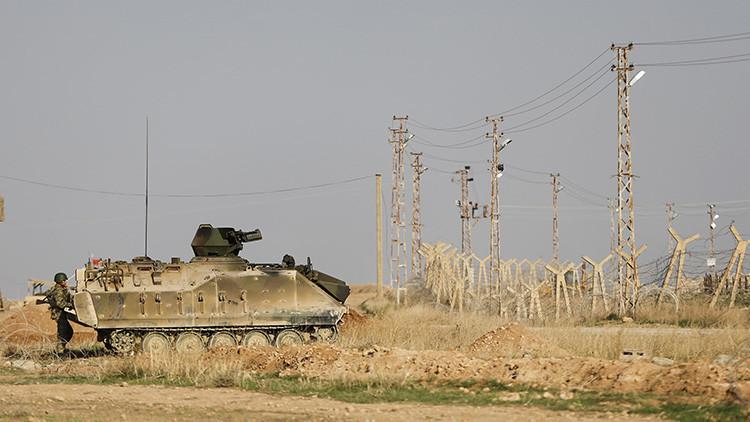 Turquía ataca aldeas sirias y deja múltiples heridos