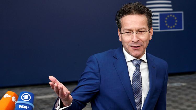 Portugal pide la dimisión del presidente del Eurogrupo por sus comentarios sobre los países del Sur