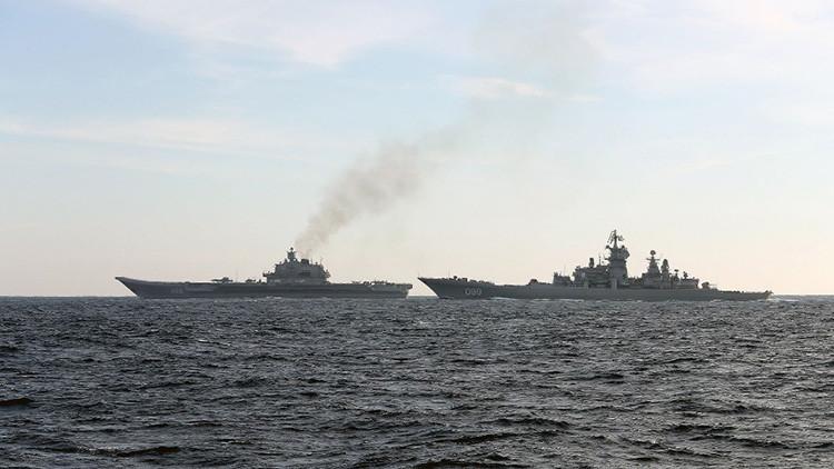 Duterte: Los barcos rusos pueden entrar libremente en las aguas territoriales de Filipinas