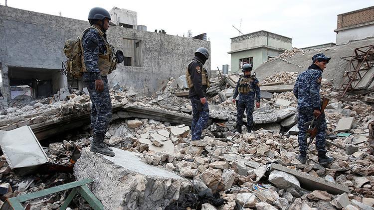Al menos 200 muertos en un ataque aéreo en Mosul