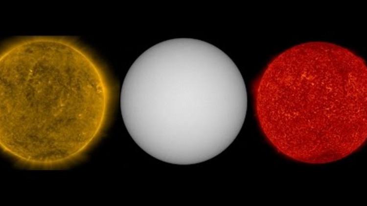 ¿Qué ocurre?: Imágenes de la NASA revelan que el Sol se queda sin manchas