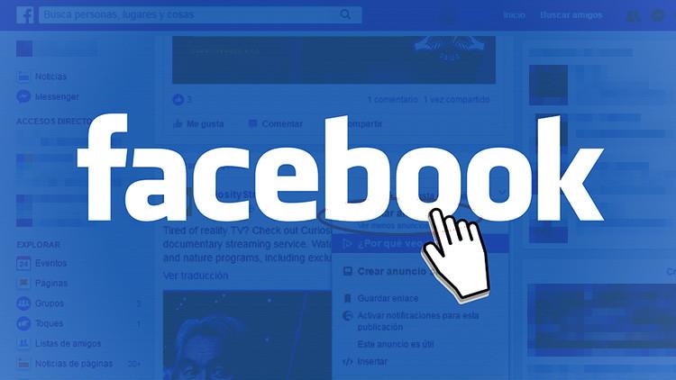 Consejos para evitar 'verlo todo' en Facebook