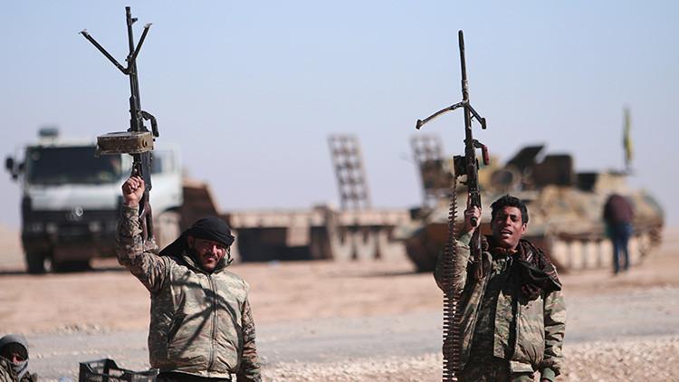 ¿Estado kurdo a la vista? EE.UU. opta por los kurdos en vez de los turcos en la ofensiva sobre Raqa