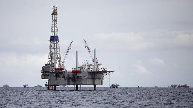 """Hallan """"prometedoras"""" reservas de petróleo cerca de la costa de México"""