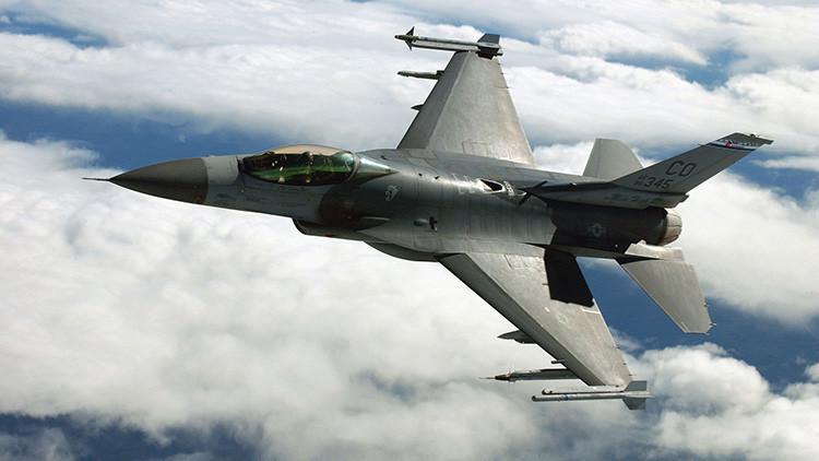 Avión de combate de EE.UU. arroja dos tanques de combustible en territorio surcoreano