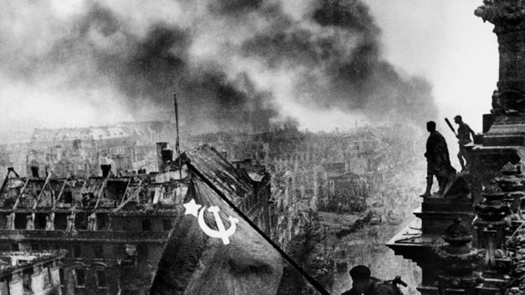 Las impactantes imágenes de la Segunda Guerra Mundial que quizás nunca haya visto