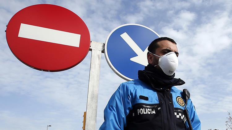 601 euros de multa por hablar en catalán a un policía español en Barcelona