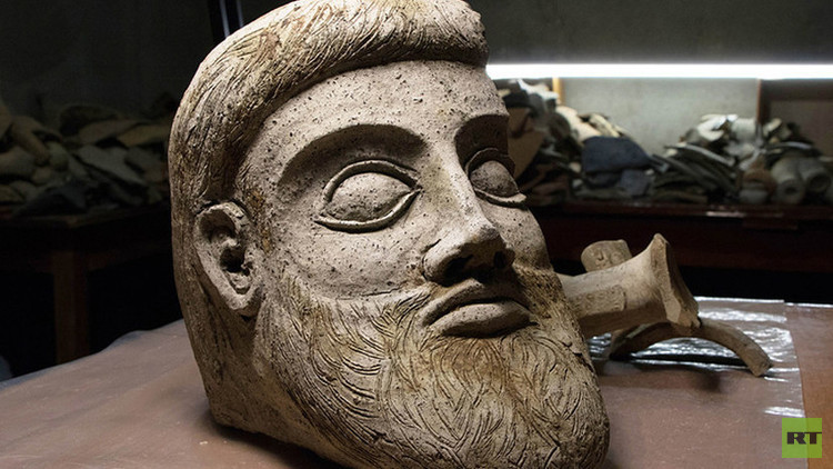 Mito hundido: ¿A qué dios pertenece esta cabeza hallada en Crimea?