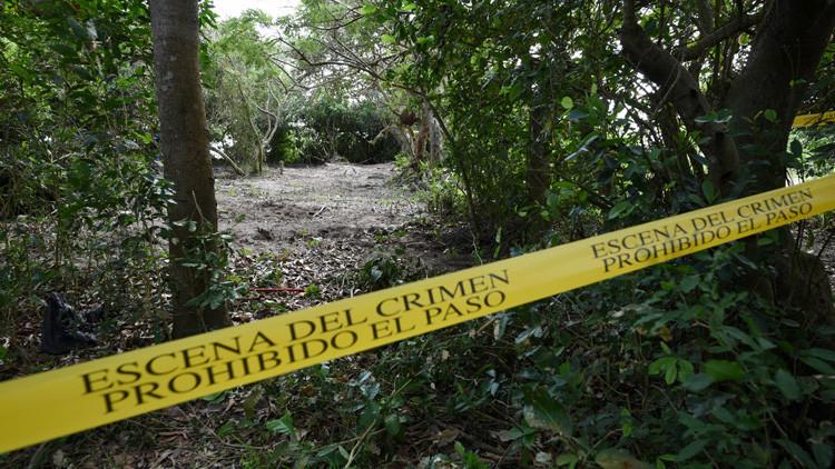 "México busca ""predecir"" dónde hay fosas clandestinas"