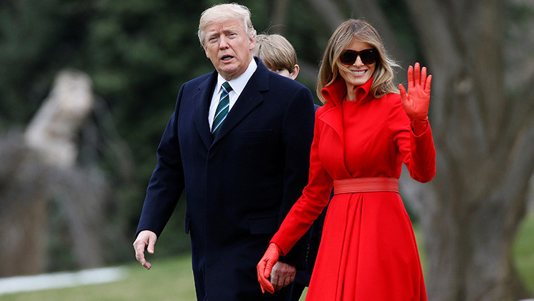 ¡Pero si son como ellos!: El asombroso parecido de los padres de Melania con los Trump (FOTOS)