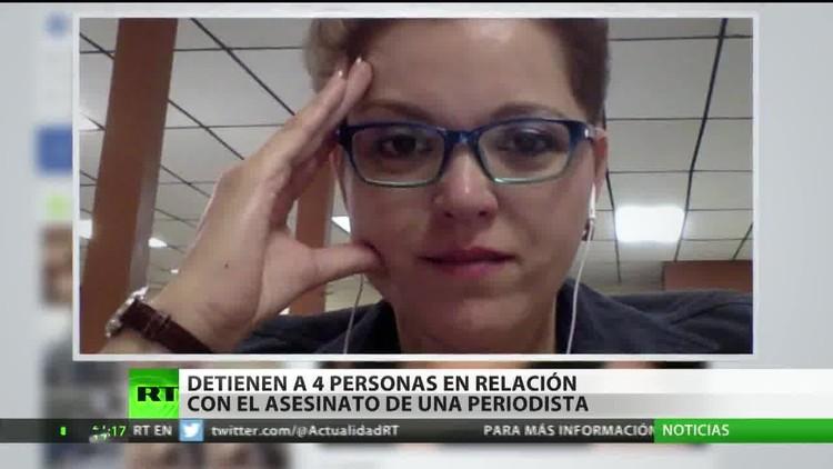 La Policía mexicana detiene a cuatro sospechosos por el asesinato de la periodista Miroslava Breach