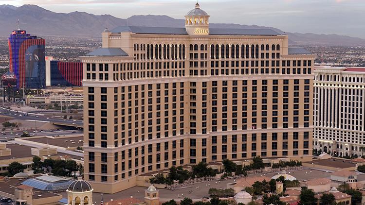 Pánico en un casino de Las Vegas por un robo armado