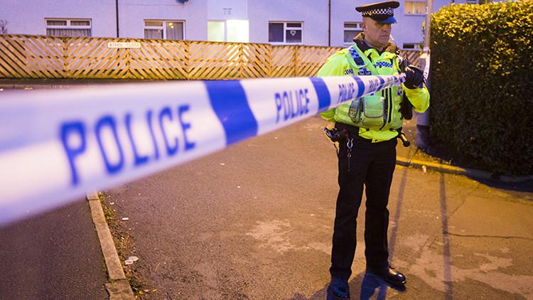 Un coche atropella a un grupo de transeúntes en Londres y deja al menos 4 heridos