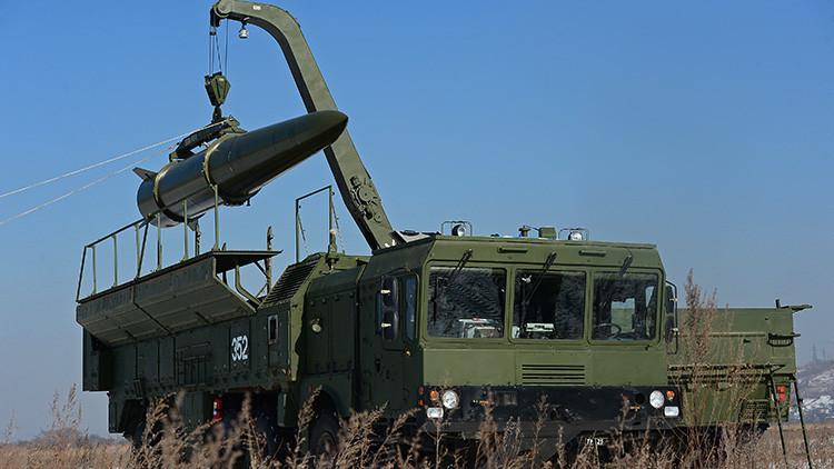 Moscú no rendirá cuentas ante la OTAN por los sistemas de misiles Iskander en Kaliningrado