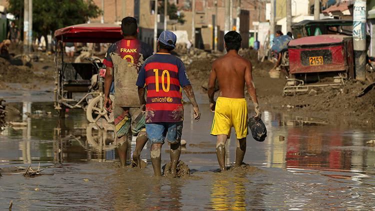 Un club español de fútbol donará su recaudación a los afectados por 'El Niño Costero' en Perú