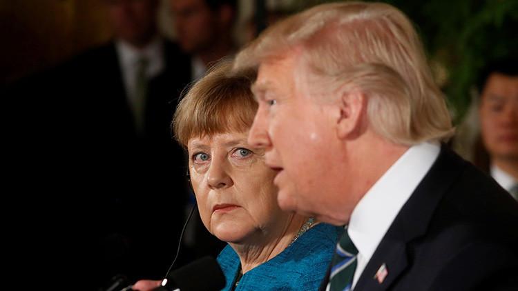 Trump exige a Alemania el pago de 370.000 millones de dólares por su 'deuda' con la OTAN