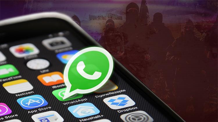 """La Policía británica quiere saber si el terrorista de Londres usó WhatsApp como """"escondite"""""""
