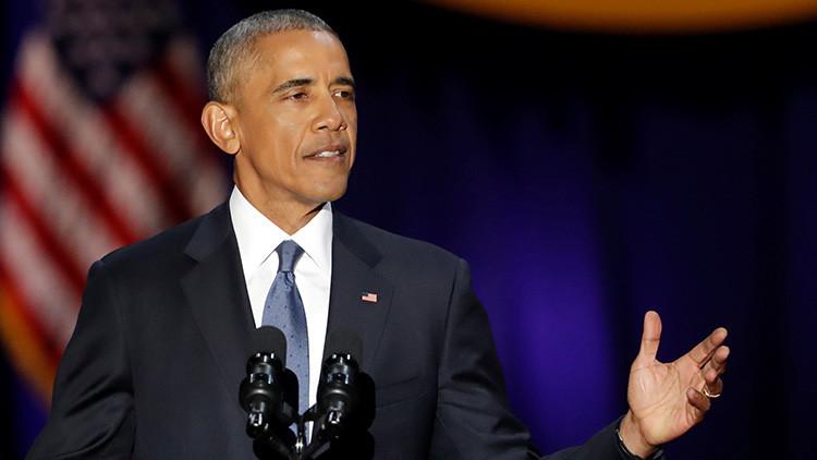 Trump se dispone a revocar la ley de Obama contra el cambio climático
