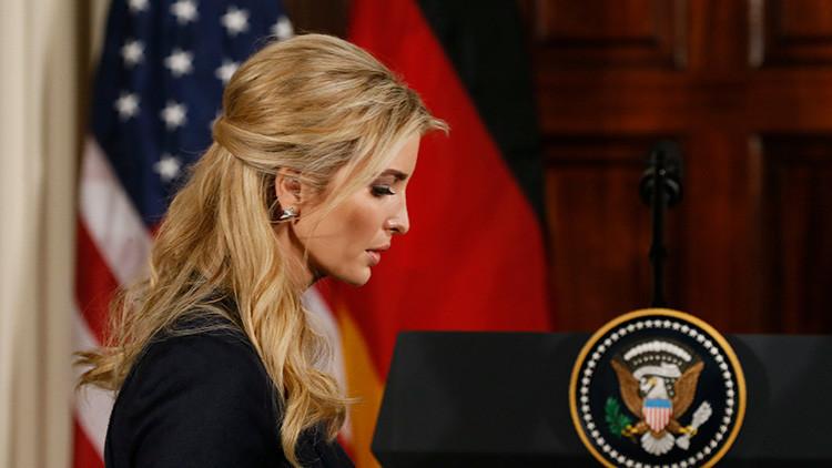 ¿Para qué irá Ivanka Trump a Berlín a finales de abril?
