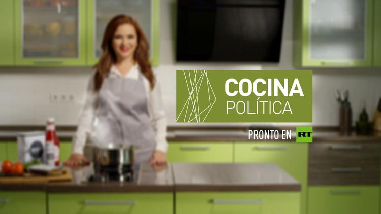 No se pierda 'Cocina Política', el nuevo programa de RT donde las noticias adquieren sabor