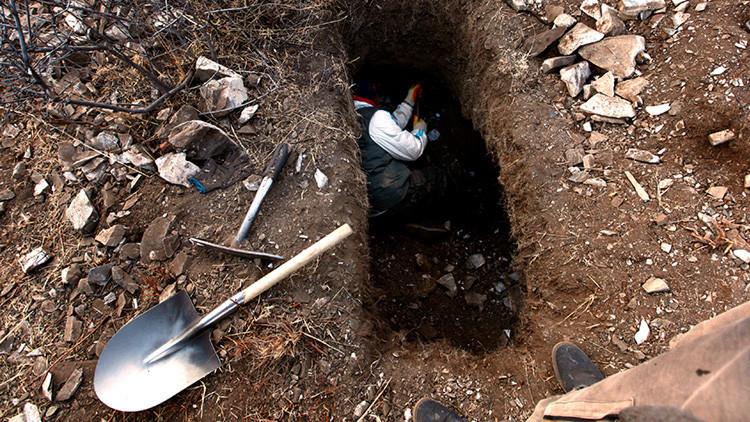 Descubren tumbas de cristal con momias de más de 500 años de antigüedad en China (foto)
