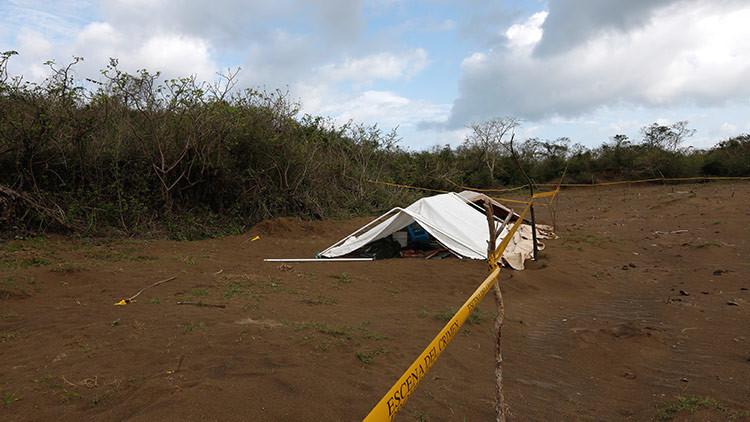 Vacaciones de terror: una familia va al mar a Veracruz y aparece en una fosa