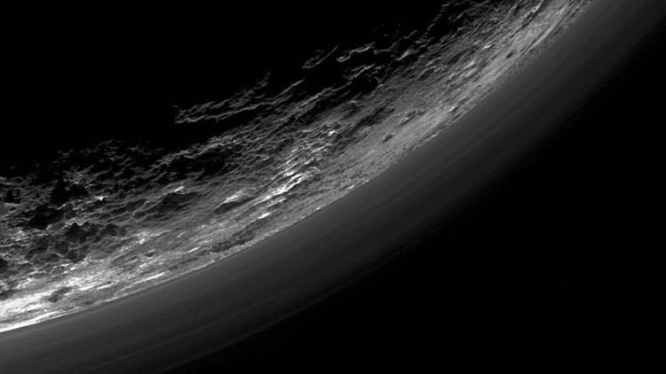 'Adiós, Plutón': NASA publica una impresionante imagen de despedida del planeta enano (FOTO)